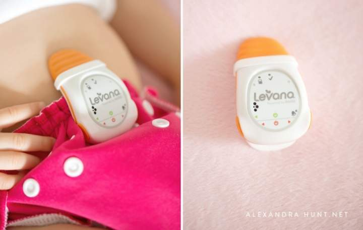 Levana Oma Clip-On Portable Baby