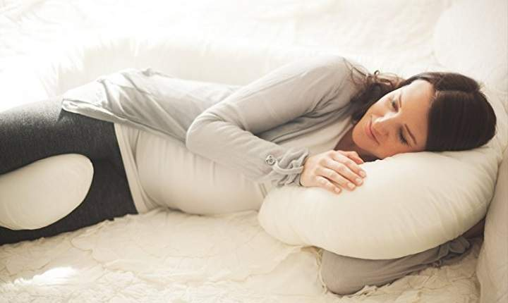 Snoogle Pregnancy Pillow How To Use
