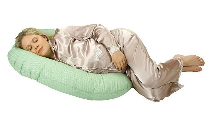 Leachco Snoogle Mini Compact Side Sleeper